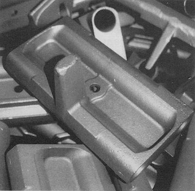 Ductile Cast Iron Heat Treatment, Nodular Iron Casting