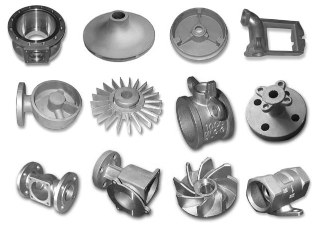 Cast Steel Products : Supplier of investment casting wax in china