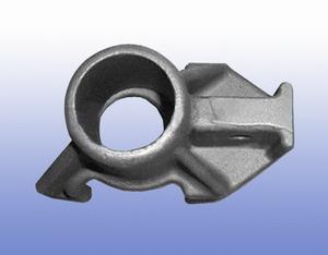 Ductile Cast Iron QT400-18 Casting Parts, Iron Foundry
