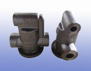 Nodular Cast Iron Excavator Spare Parts Casting