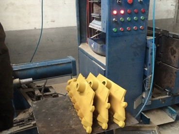 China Metal Casting Workshop, Automatic Molding, Green Sand