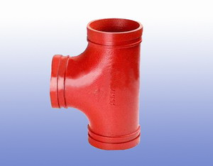 Ductile Cast Iron Trench Type Pipe Casting
